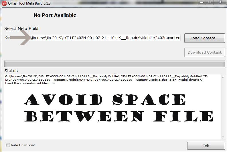 LYF Jio F90m Working Flash File (Stock ROM) - RepairMyMobile in