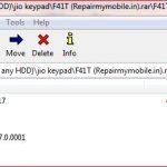 LYF Jio F41T Working Flash File (Stock Rom)