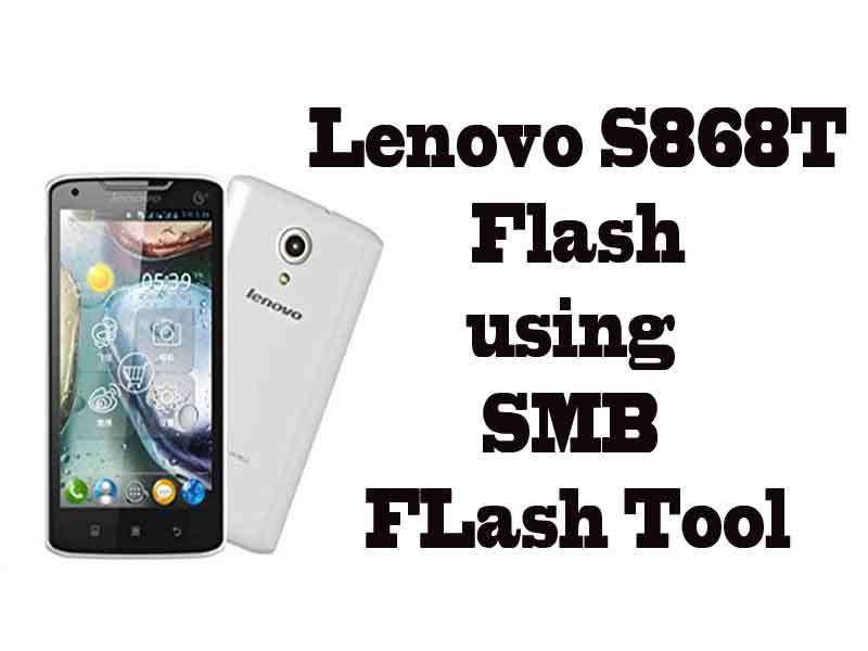 lenovo a6600d40 flash tool download