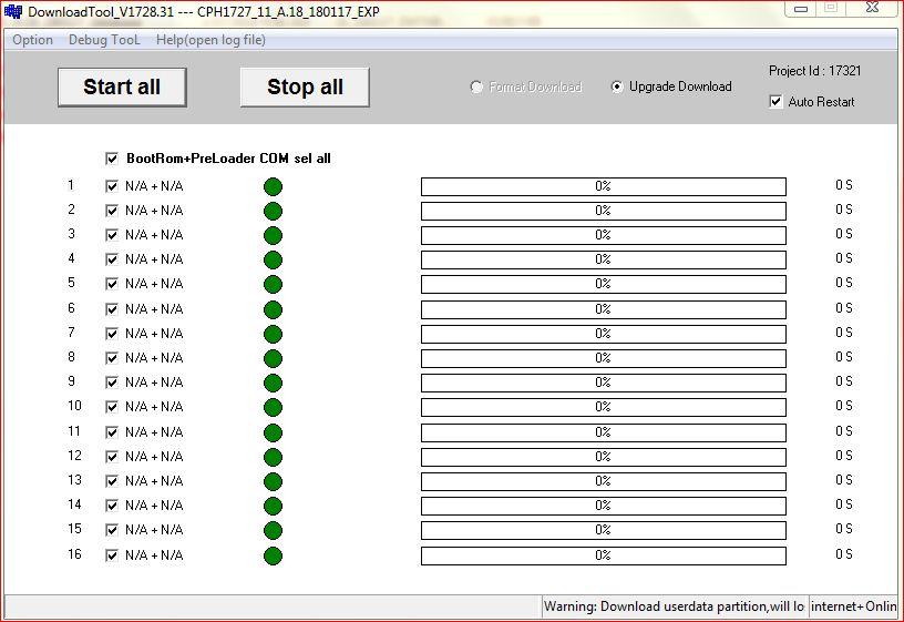 Oppo F5 Pro Flash Tool