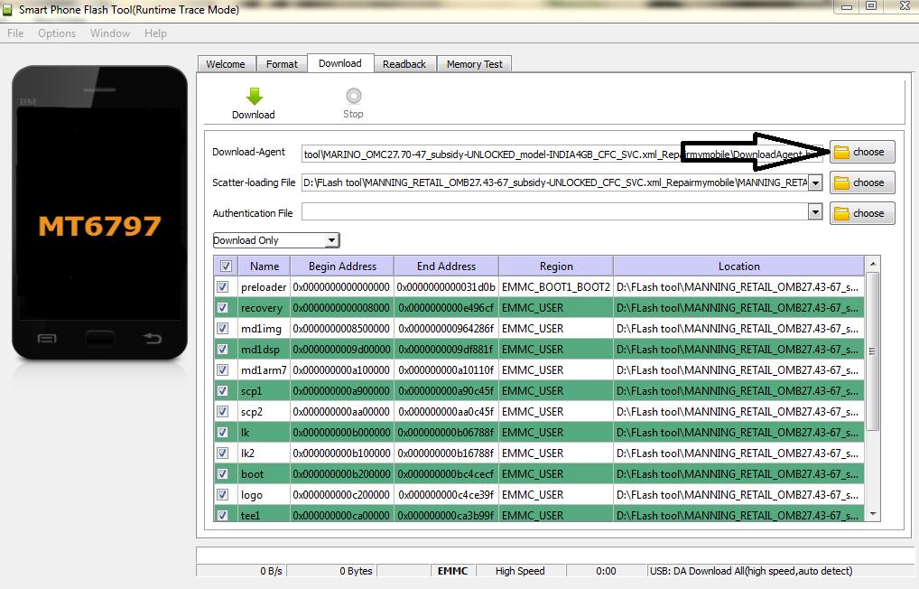 Lenovo K8 Plus XT1902-2 Flash File (Stock ROM