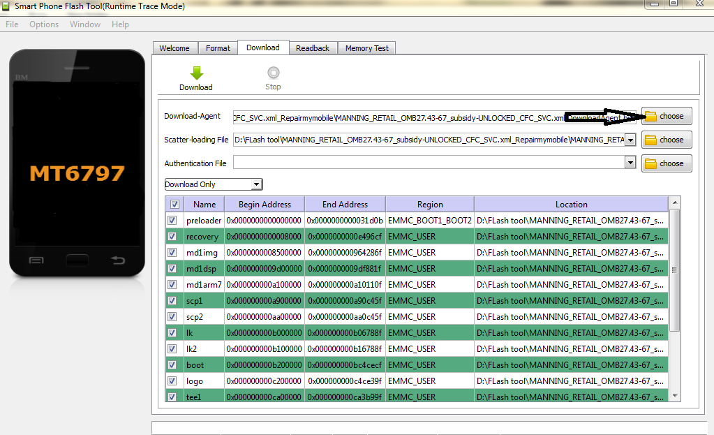 Lenovo K8 Note Xt1902-3 Flash File (Stock ROM