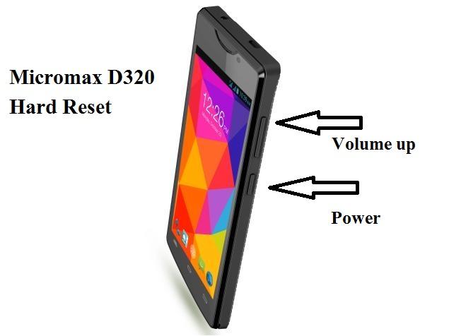 Micromax-D320-hard-reset