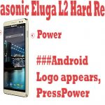 Panasonic Eluga L2 Pattern Unlock (Hard Reset)