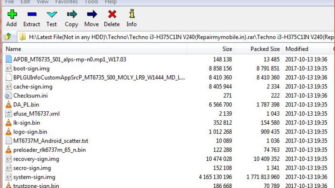 Tecno I3 Flash File (Stock ROM) - RepairMyMobile in