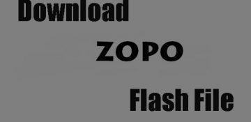 Zopo-Flash-File-Tool