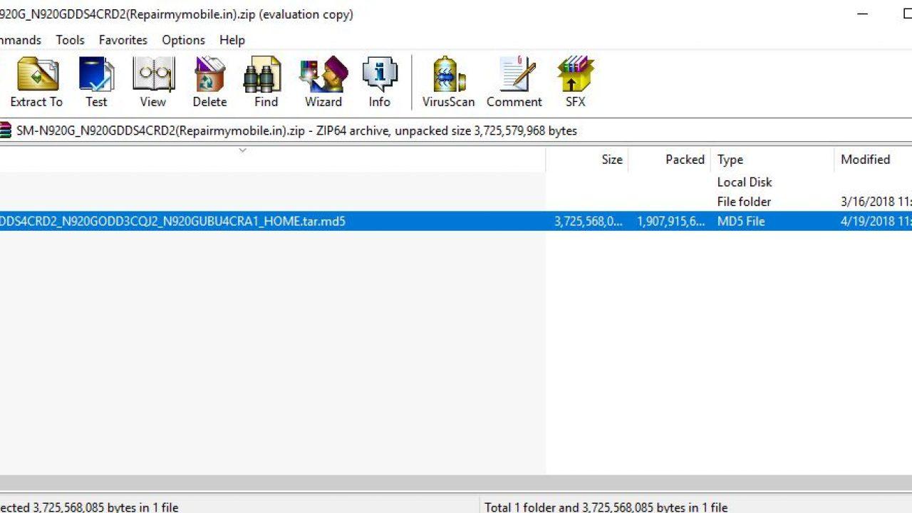 Samsung SM-N920G Flash File (Stock Rom) - RepairMyMobile in