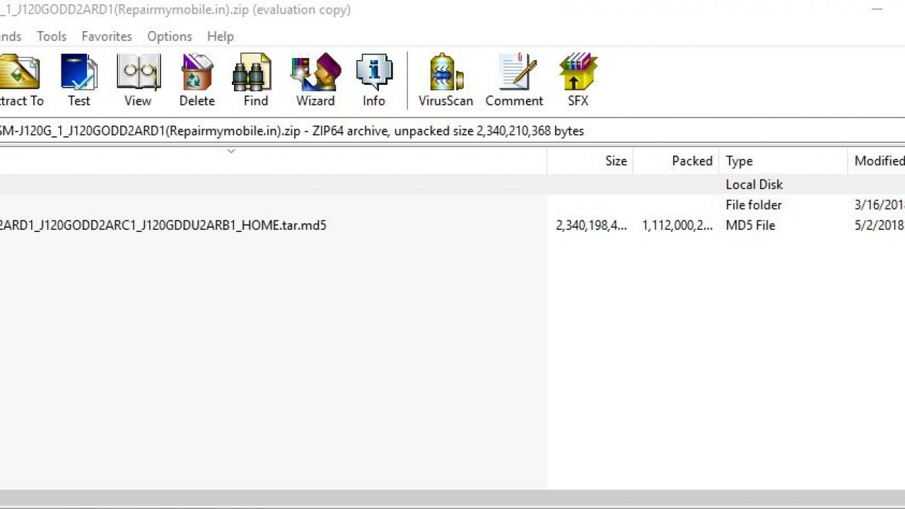 Samsung SM-J120G Flash File (Stock ROM) - RepairMyMobile in