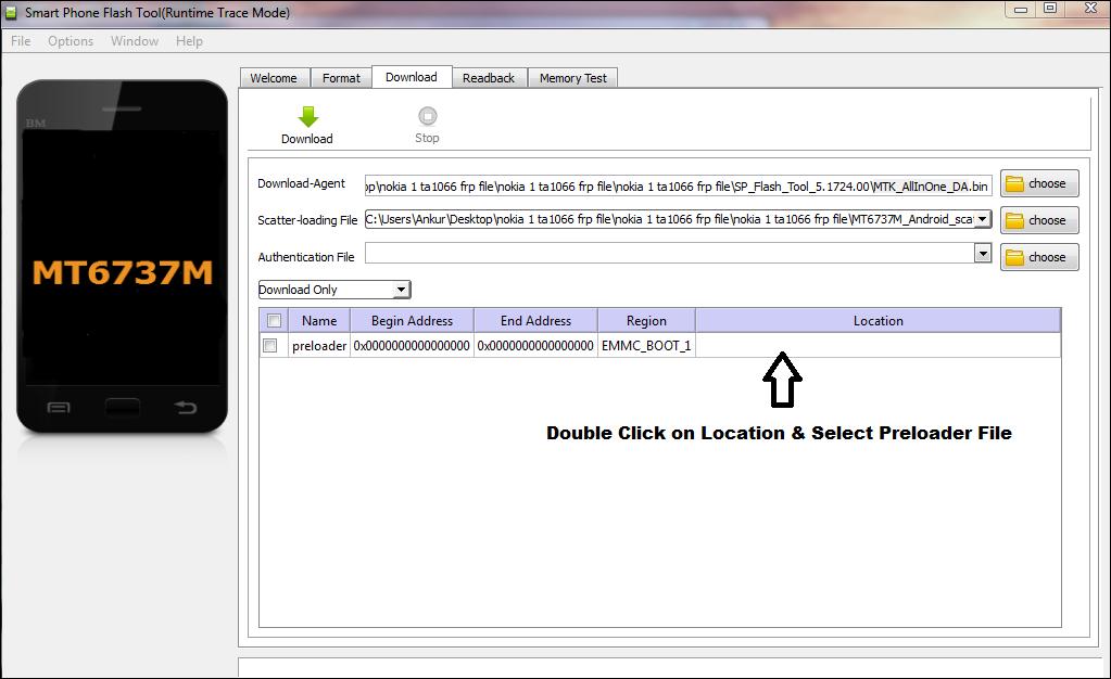 Nokia 1 TA-1066 FRP Unlock - RepairMyMobile in