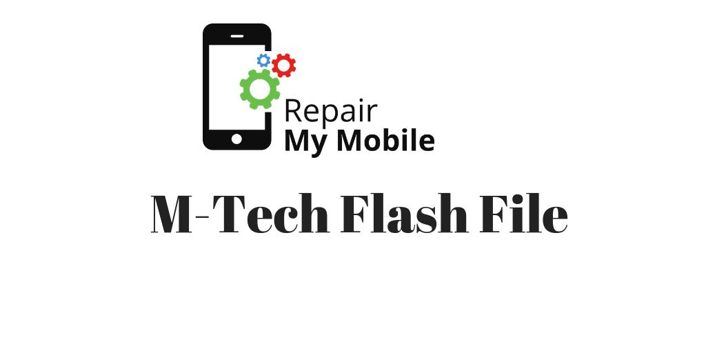 M-Tech Flash File