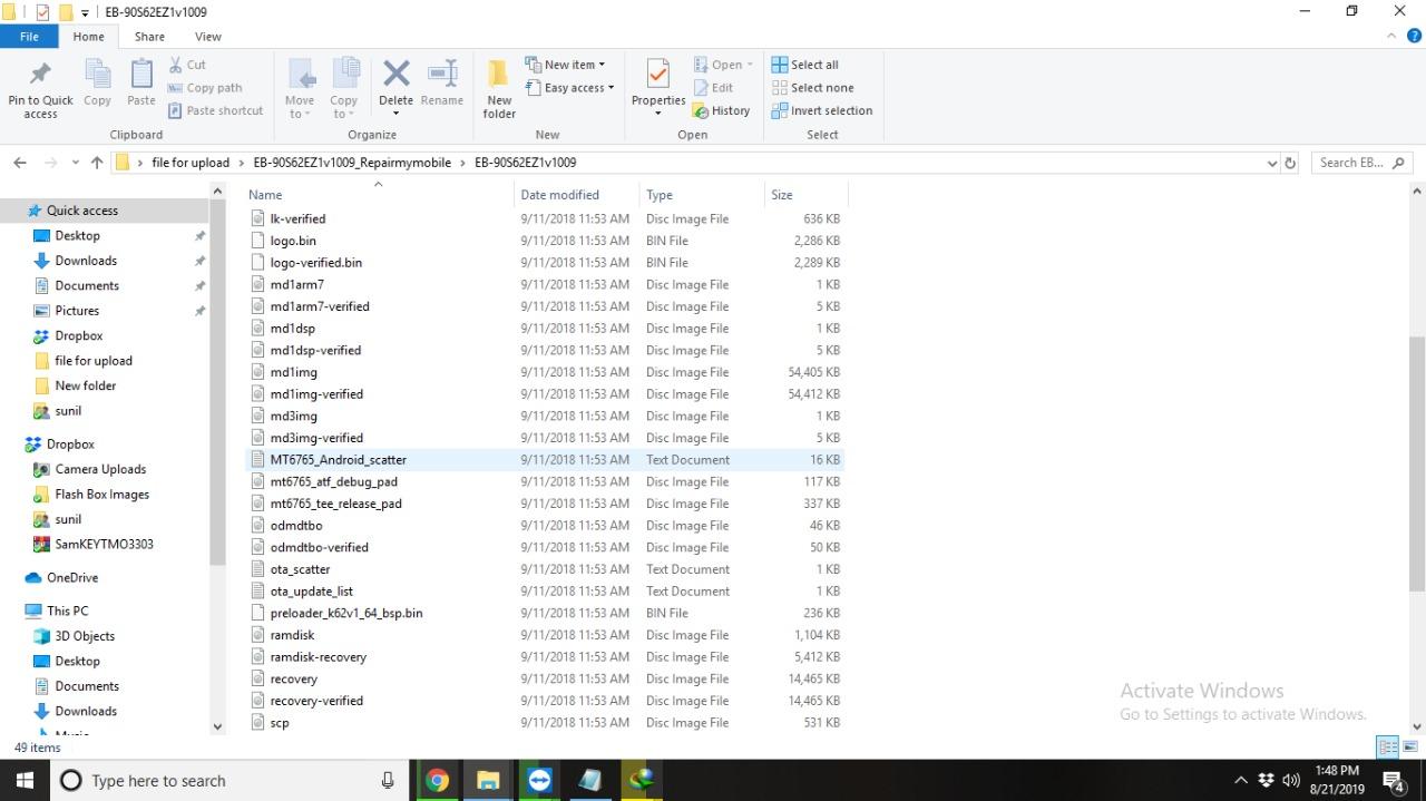 panasonic z1 pro flash file