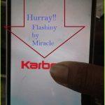 Karbonn Vista 4G dead recover by reballing EMMC