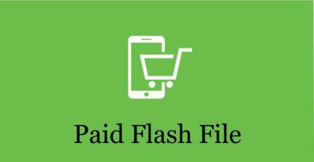 Premium flash file