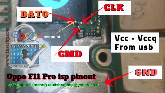 oppo-f11-pro-isp-pinout